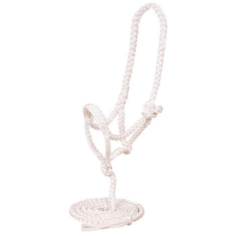 Mustang Flat Nose Braided Halter