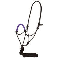Mustang Solid Nose Rope Halter