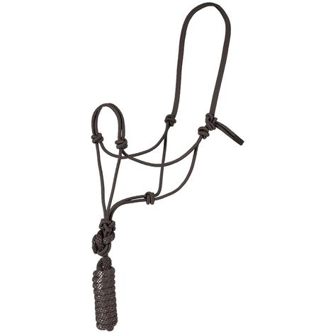 Mustang Economy Mountain Rope Halter