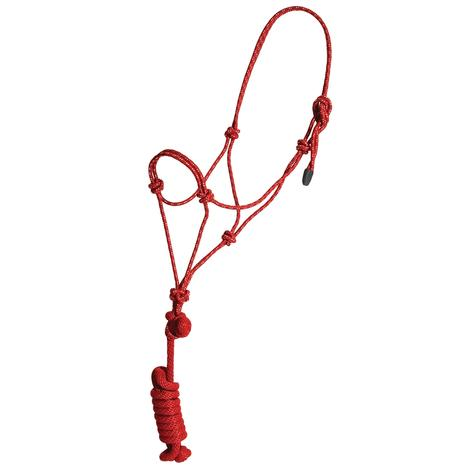 Mustang Yearling Rope Halter
