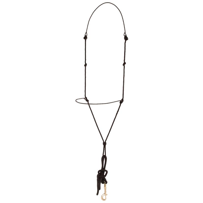 Mustang Twisted Wire Training Headstall