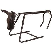 Mustang Collapsible Roping Dummy Stand BLACK