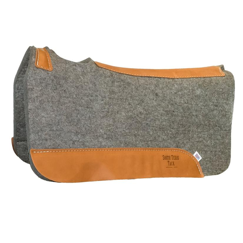 Mustang Pressed Wool Contour Pad 1