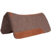 Mustang Pressed Wool Contour Pad 3/4