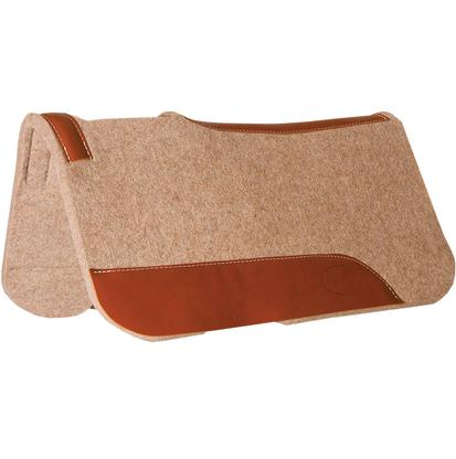 Pony Wool Contoured Saddle Pad 3/4