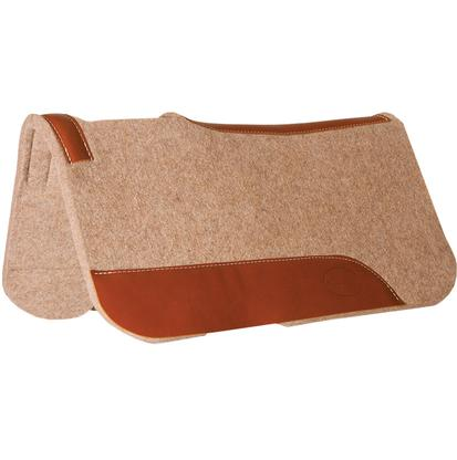 Junior 27 x 27 Wool Contoured Pad 3/4