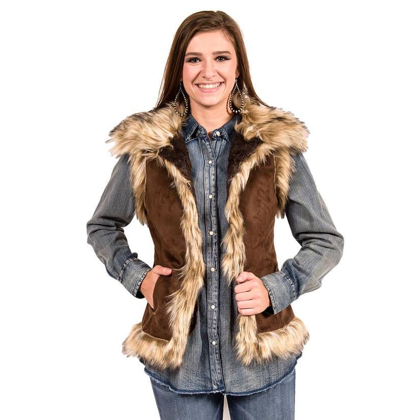 Tasha Polizzi Luxe Women's Vest