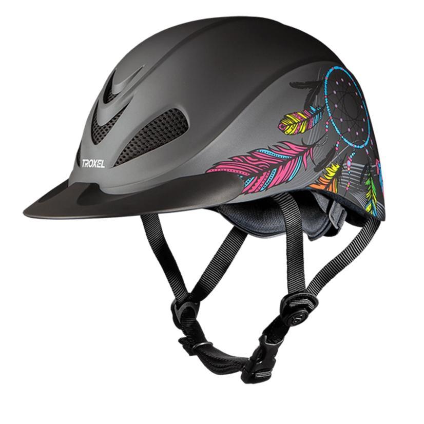 Troxel Rebel Low Profile Western Helmet DREAMCATCHER