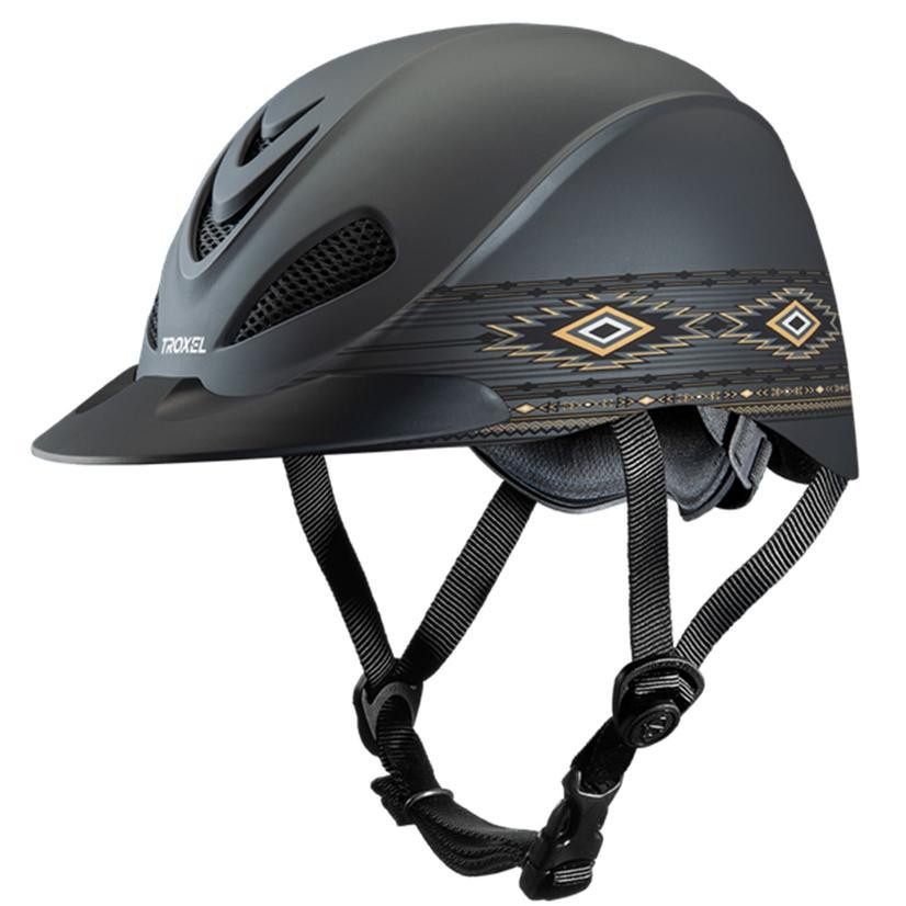 Troxel Rebel Low Profile Western Helmet NAVAJO