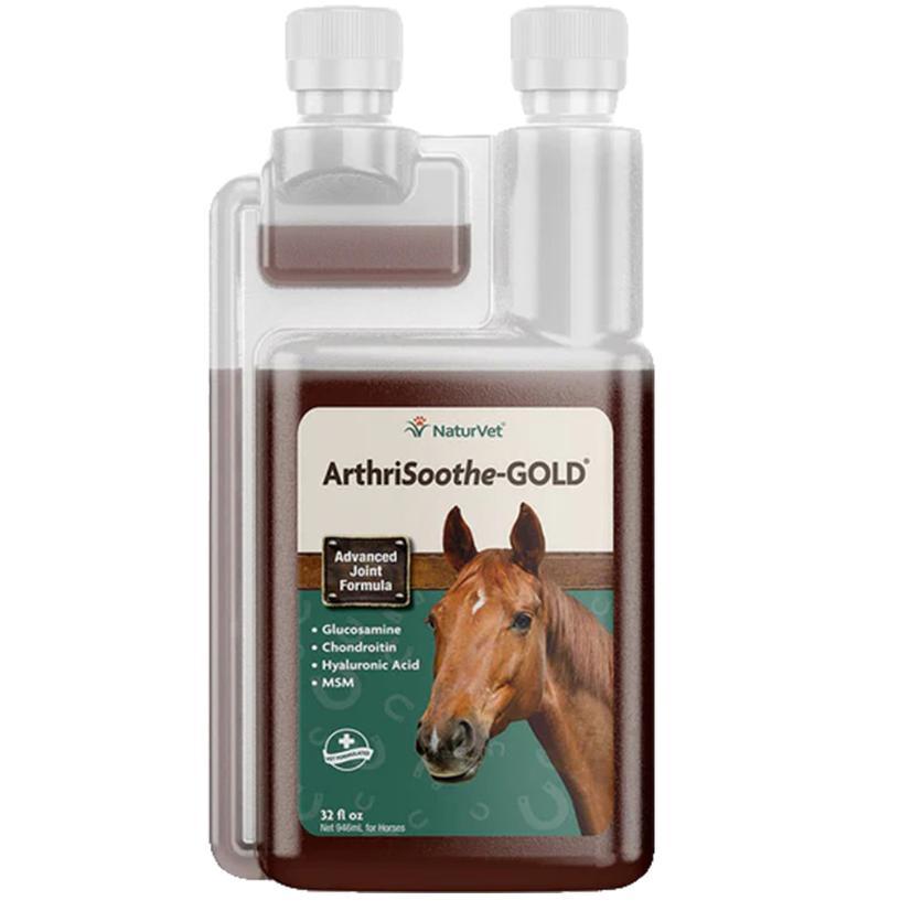 Naturvet Arthrisoothe Gold Liquid 32 Oz