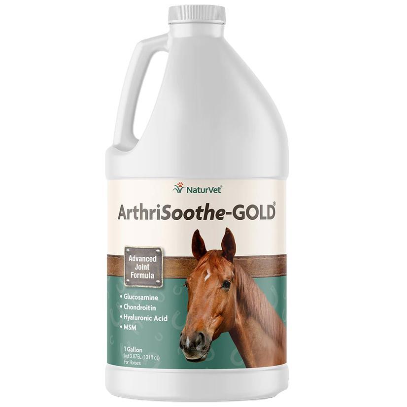 Naturvet Arthrisoothe Gold Horse Joint Formula Liquid