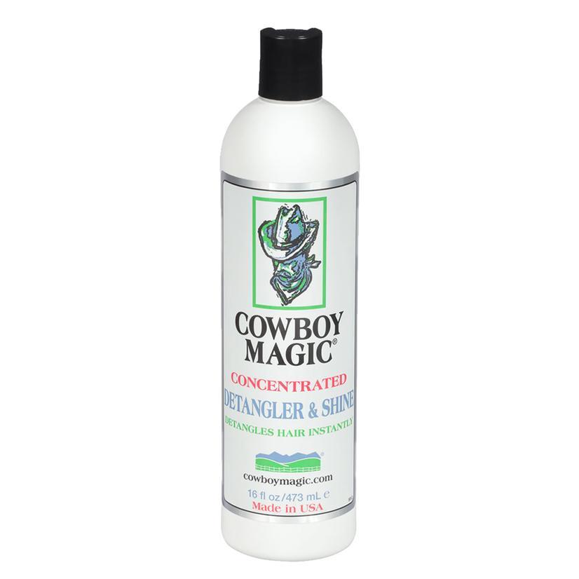 Cowboy Magic Detangler & Shine 16 Oz.