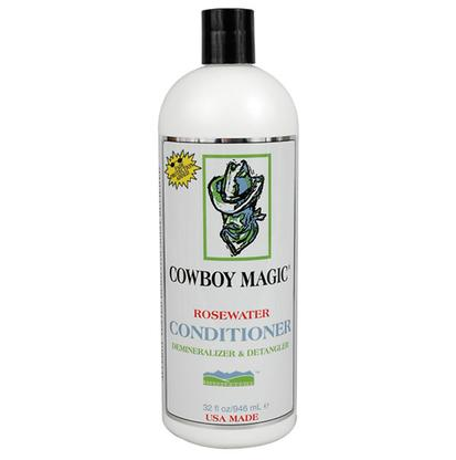 Cowboy Magic Rosewater Conditioner 32oz.