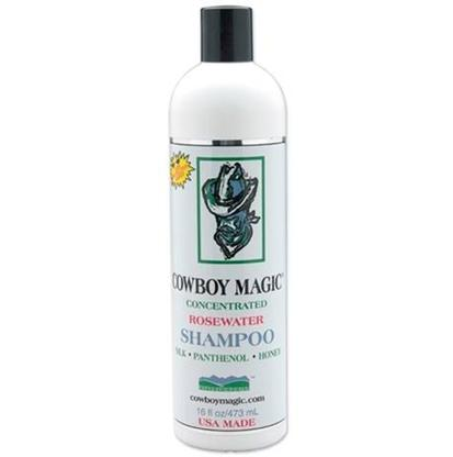 Cowboy Magic Rosewater Shampoo 16 oz.