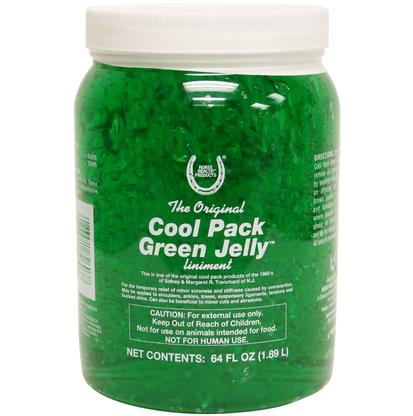 Cool Pack Green Jelly 64 Oz.