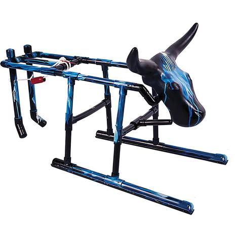 The Dragsteer Roping Dummy