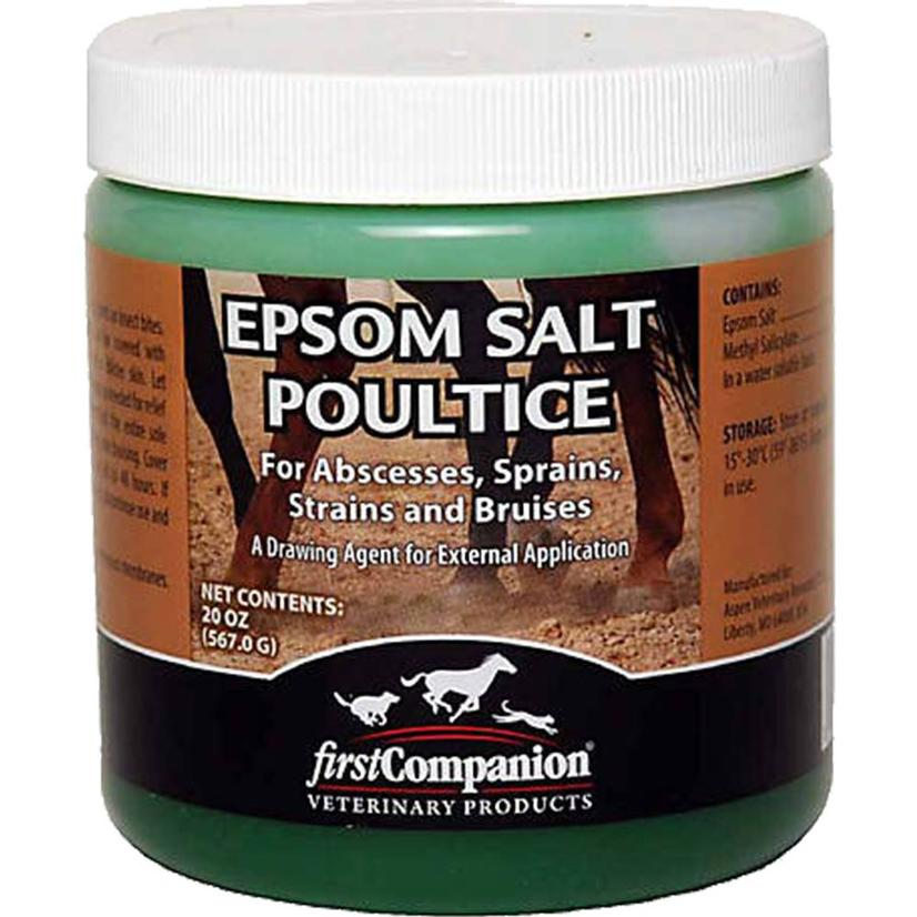Epsom Salt Poultice 20oz