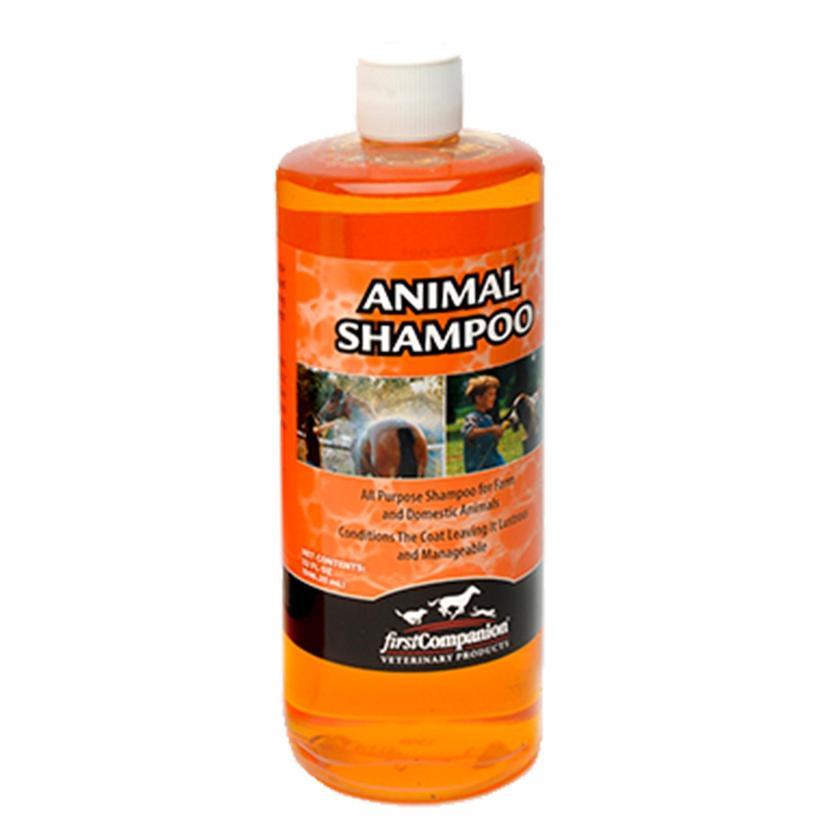First Companion Animal Shampoo 32oz