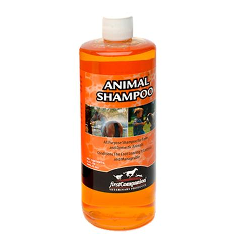 First Companion Animal Shampoo 32oz