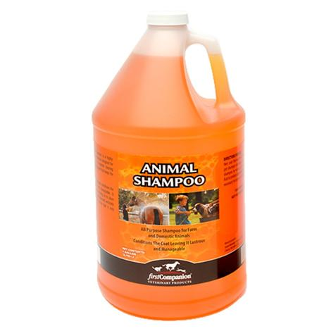 First Companion Animal Shampoo - Gallon