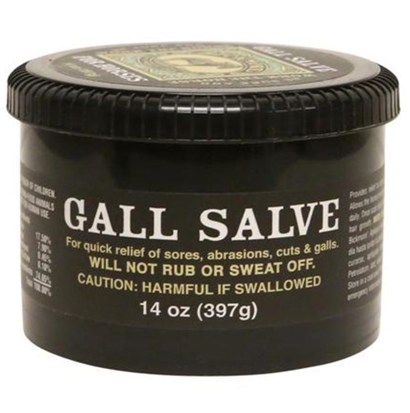 Gall Salve 14 Oz.
