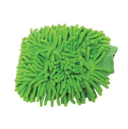 Microfiber Grooming Mit LIME_GREEN