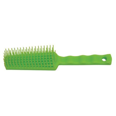 Detangle Brush LIME_GREEN