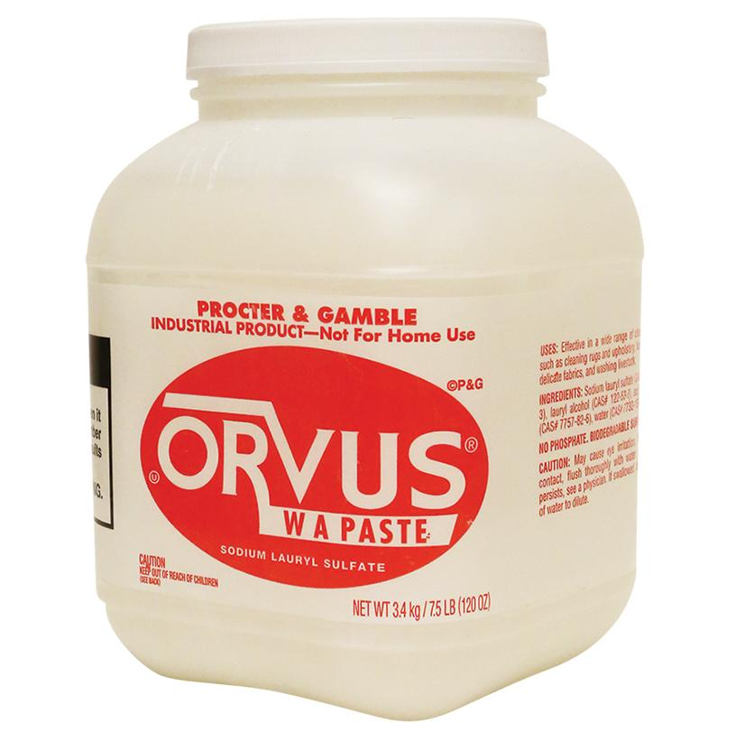 Proctor & Gamble Orvus Paste 7.5 Lb.