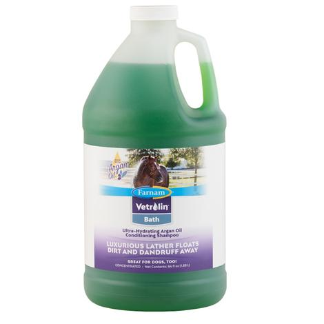 Vetrolin Bath Conditioning Shampoo - Gallon