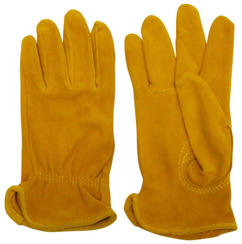 Split Deerskin, Rough Out Glove