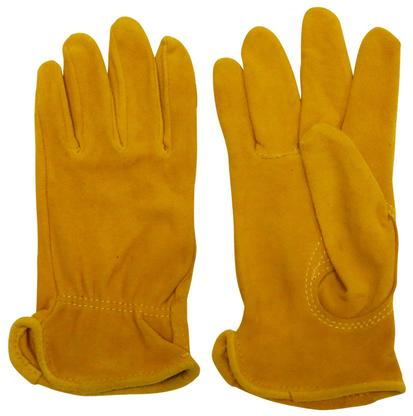 Split Deerskin, Rough Out Glove