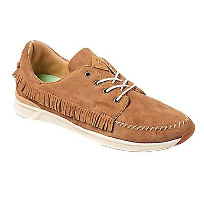 Reef Womens Fashion Rover Tan Shoes
