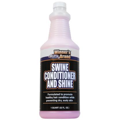 Swine Conditioner And Shine 32 Oz.