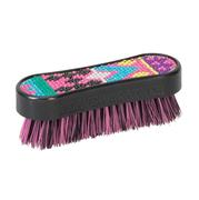 Bling Brush Small Aztec Pink