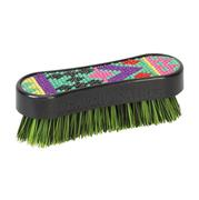 Bling Brush Small Aztec Green