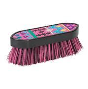 Bling Brush Large Aztec Pink