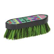 Bling Brush Large Aztec Green