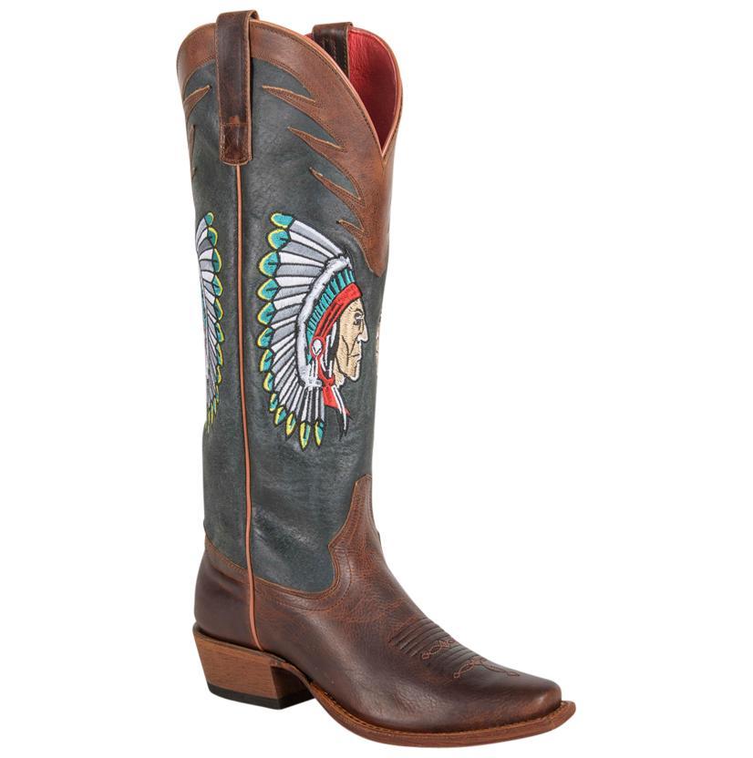 Macie Bean Black Chief So Cute Womens Boots