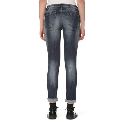 Vigoss Womens Thompson Plaid Jean