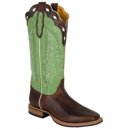 Cinch Eversole Rustic Green Mens Boots