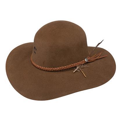 Charlie 1 Horse Wanderlust Acorn Felt Hat
