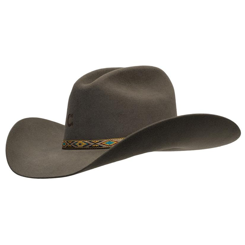 Charlie 1 Horse Runaway Grey Cowboy Hat