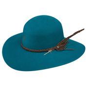 Charlie 1 Horse Free Spirit Hat TEAL