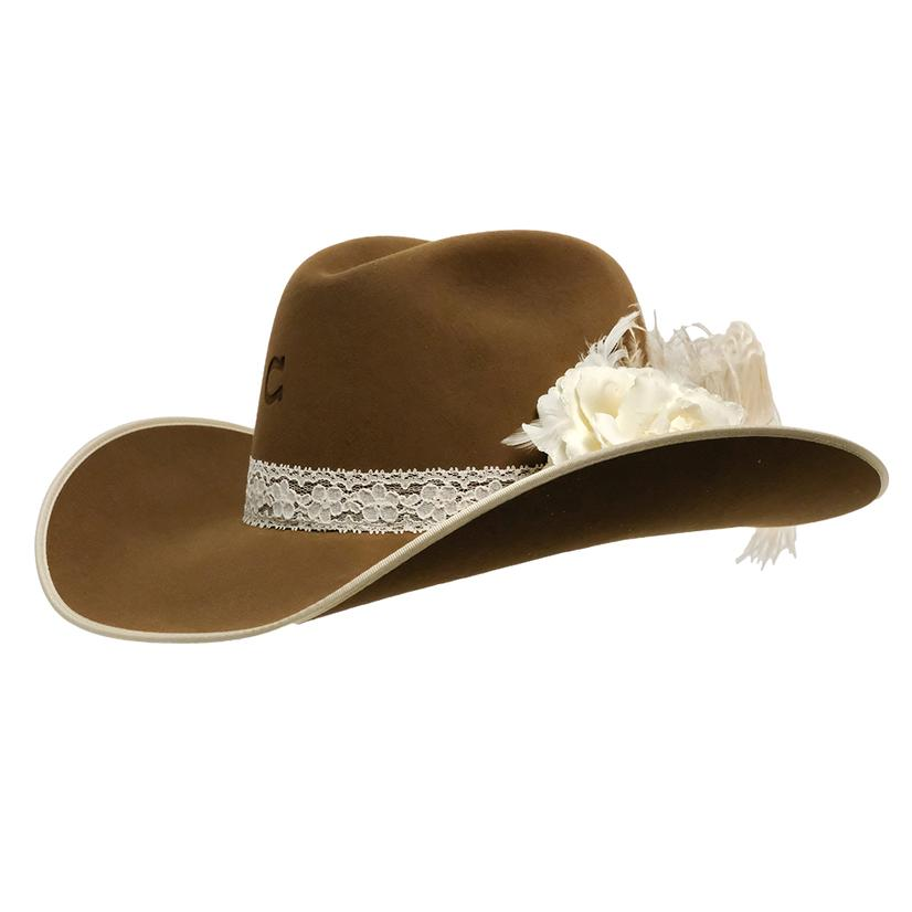 Charlie 1 Horse Ellie Mae Jr Youth Cowboy Hat