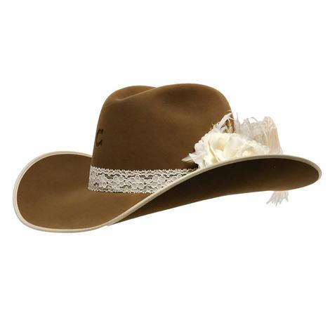 Charlie 1 Horse Ellie Mae Jr Youth Cowboy Hat