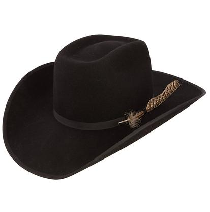 Youth Resistol Tuff Hedeman Holt Jr. B Felt Cowboy Hat