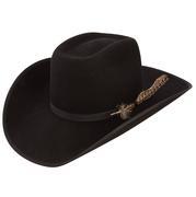 Youth Resistol Tuff Hedeman Holt Jr. B Felt Cowboy Hat