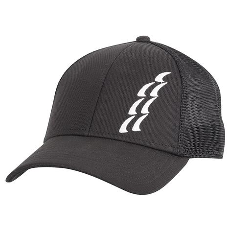 Rattler Ropes Black/White Cap