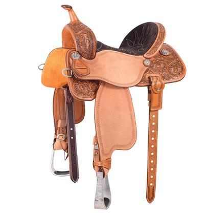 Btr Barrel Saddle, Martin Saddlery