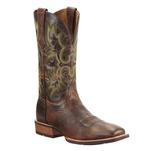 Ariat Men's Tombstone Wide Square Toe Cowboy Boots